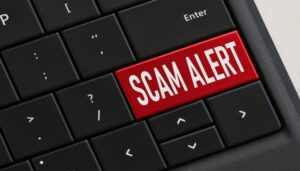 How to Spot an Online Business Scam